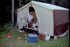 MeinFerienhund - Zelten mit Hund